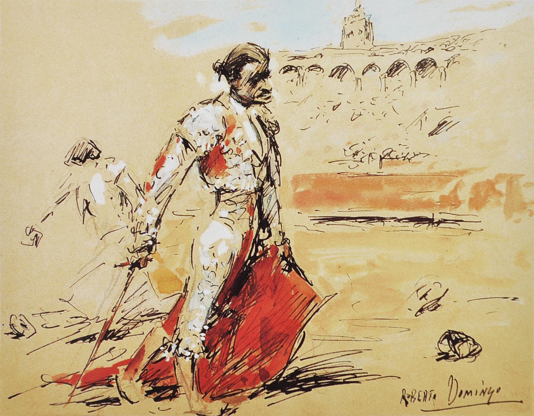 """""""Juan Belmonte en la Plaza de la Maestranza"""""""