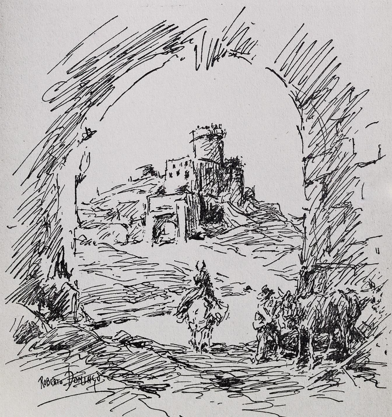 """""""Castillo de Alarcón"""""""