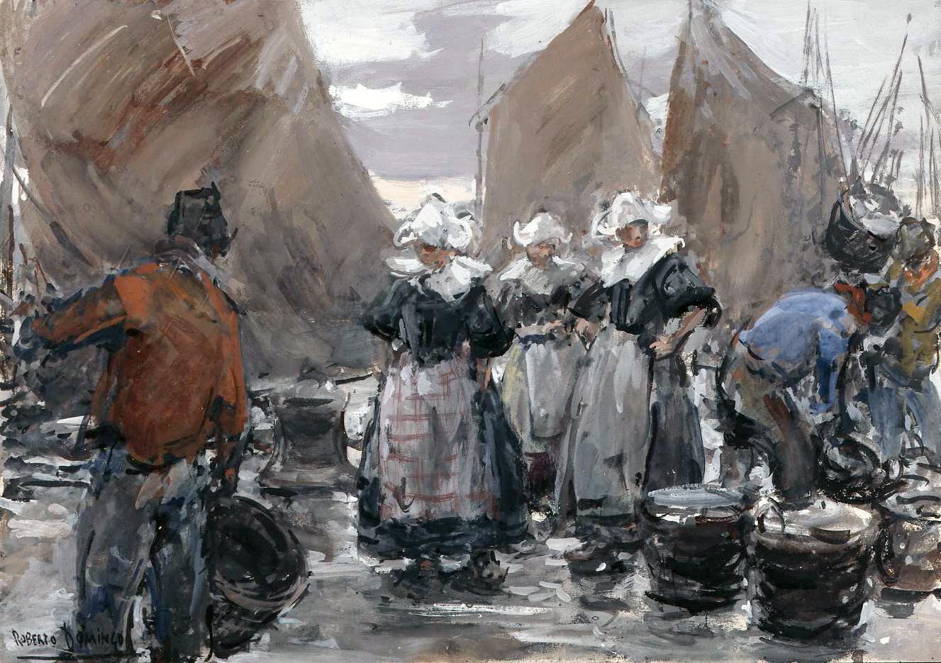Pescadores Holandeses