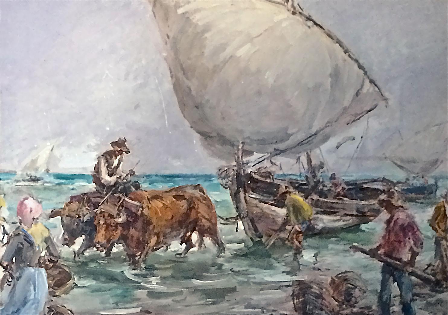 La vuelta de la pesca