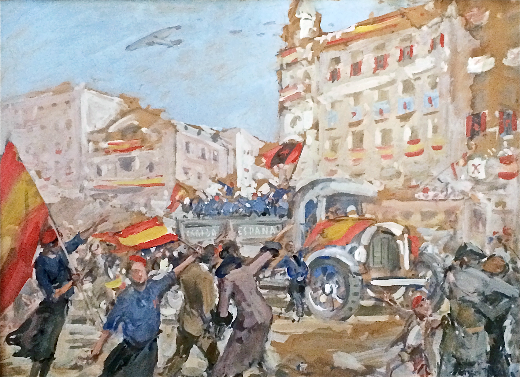 Madrid 28 de Marzo de 1939