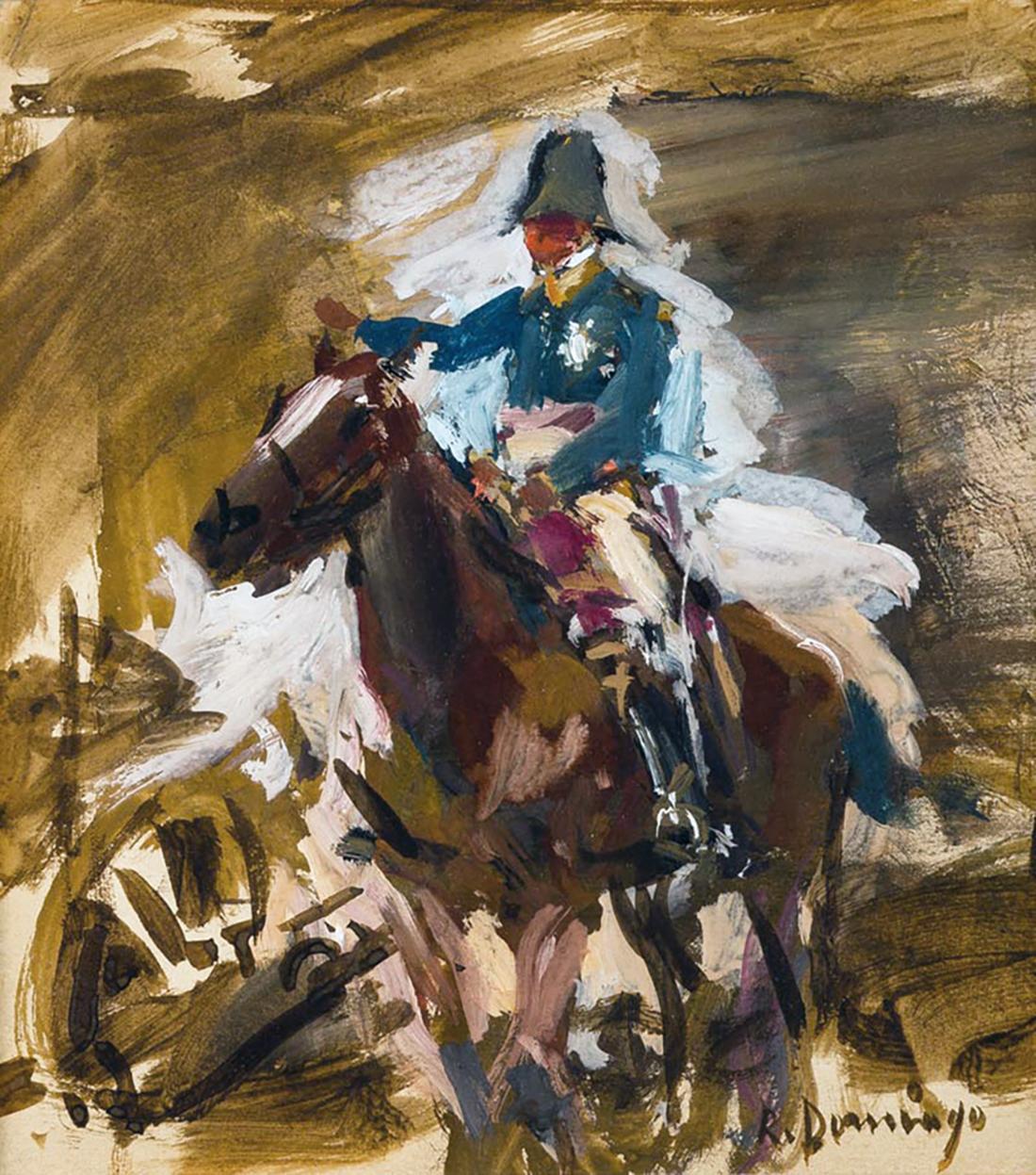 Mariscal a caballo