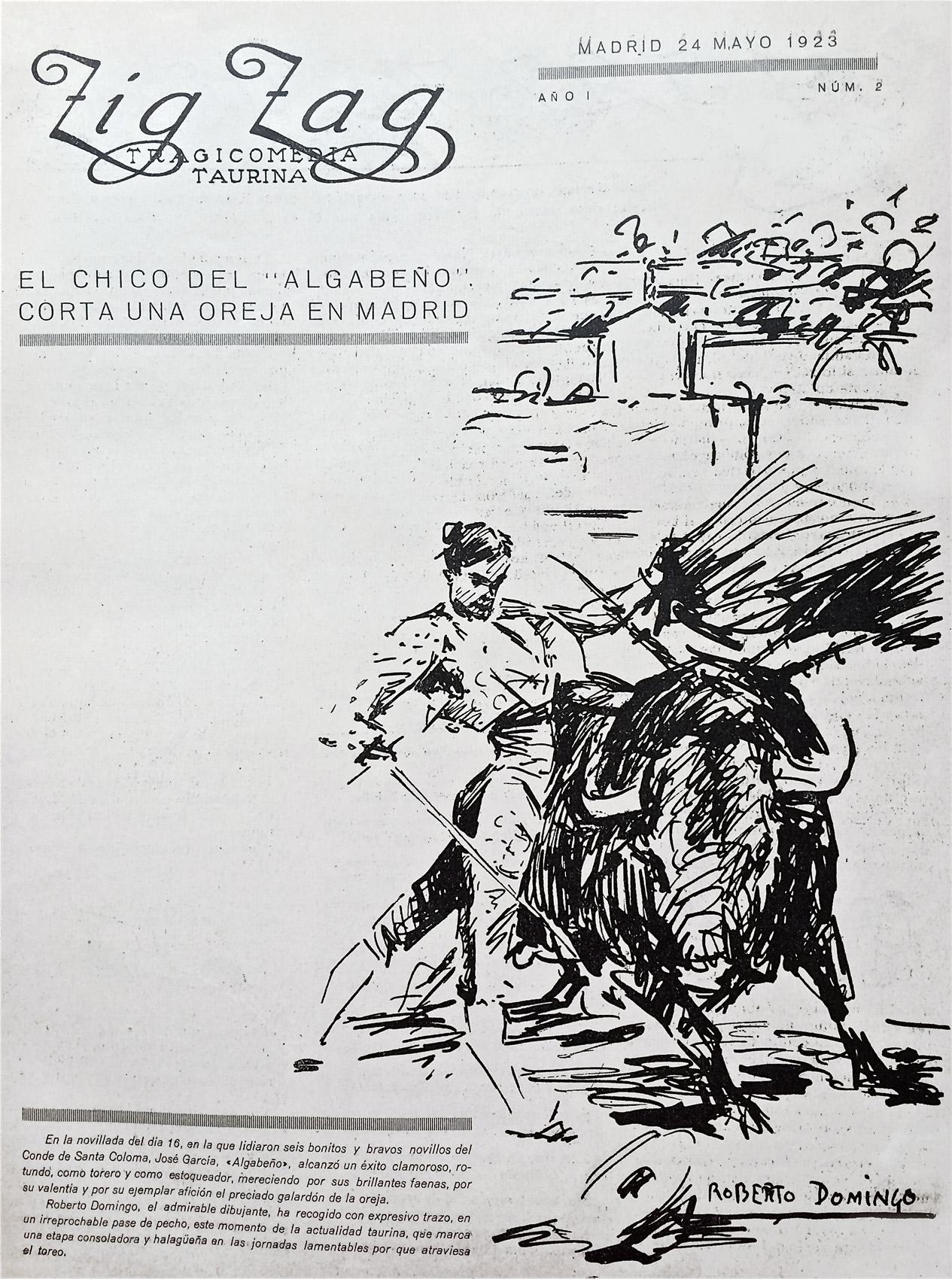 """El Chico del """"Algabeno"""""""